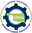 Central Oklahoma Manufacturers Association Logo